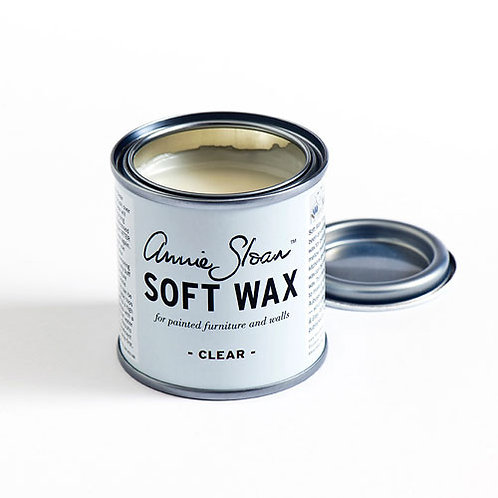 Clear Chalk Paint® Wax (4 oz)