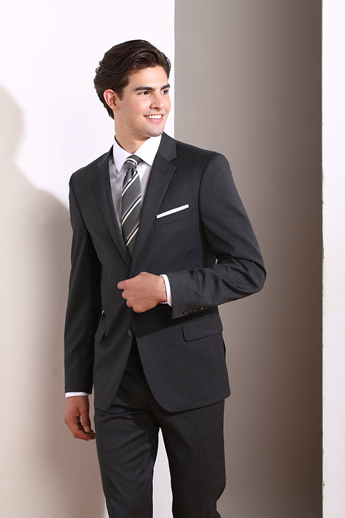 Charcoal Ultra Slim Fit Suit