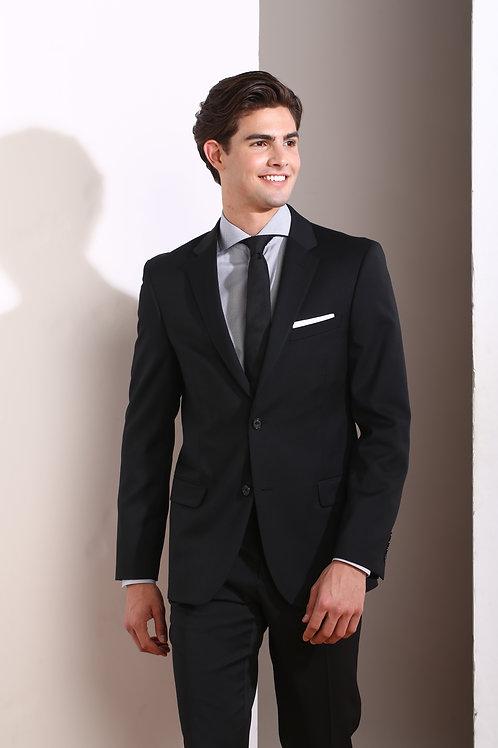 Black Ultra Slim Fit Suit