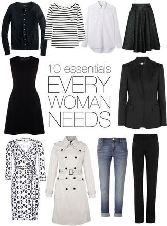 Prendas Esenciales!