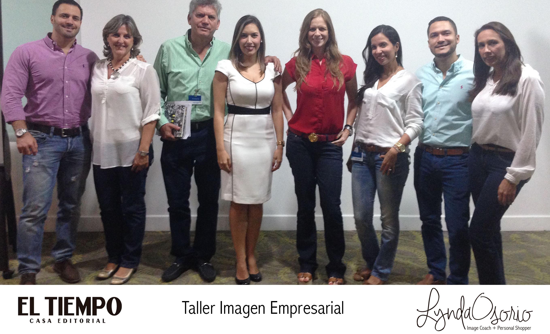 Taller Imagen Empresarial