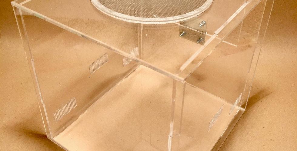 Terrarium 20x20x20 - Décors personnalisables-