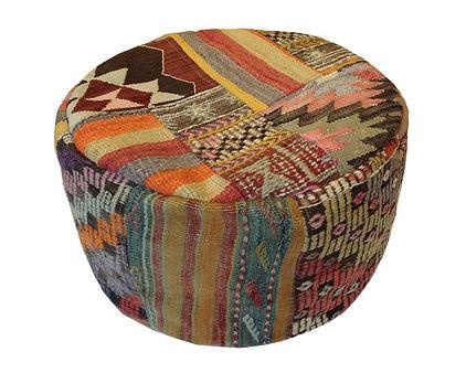 Turkish Seat Puff, 民族風座椅