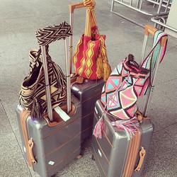 Travel with your wayuu