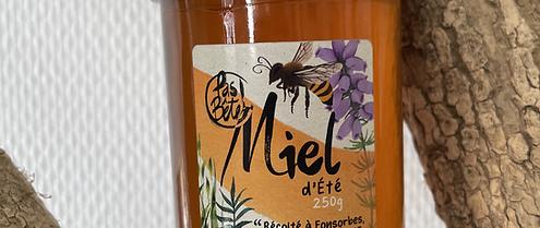 Miel de notre rucher