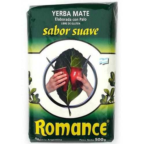 Yerba Mate - Romance ( Sabor Suave )