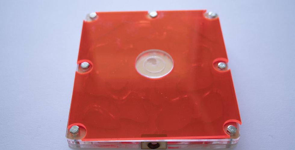 Cache pour fourmilière Plexiglas modèle S