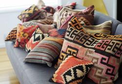 Turkish Kilim Cushion