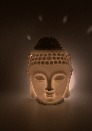 Thai Buddha Head