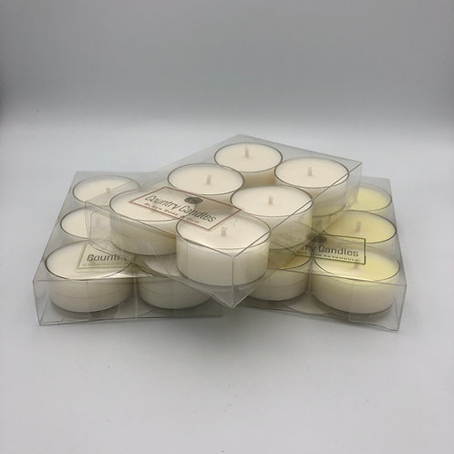 Luxury Scented Tealights