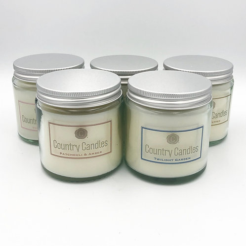 Nova Jar Candle