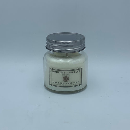 Small Vogue Candle
