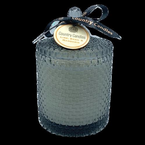 Raindrop Geo Jar