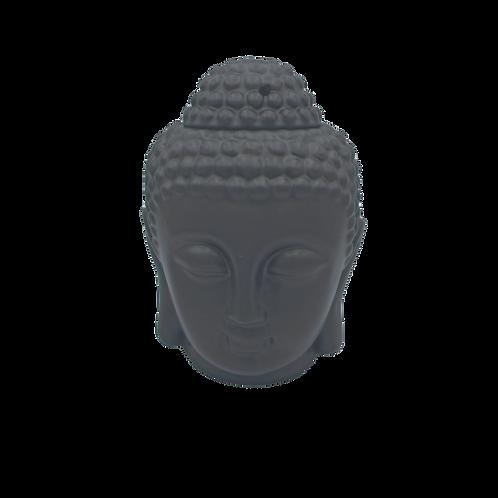 Thai Buddha Head - Black with wax pack