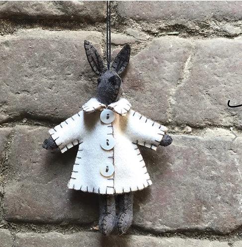 Little grey rabbit & jacket-Thomas