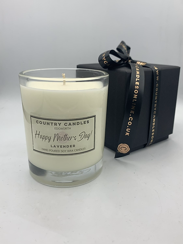 Luxury Boxed Mothers Day candle