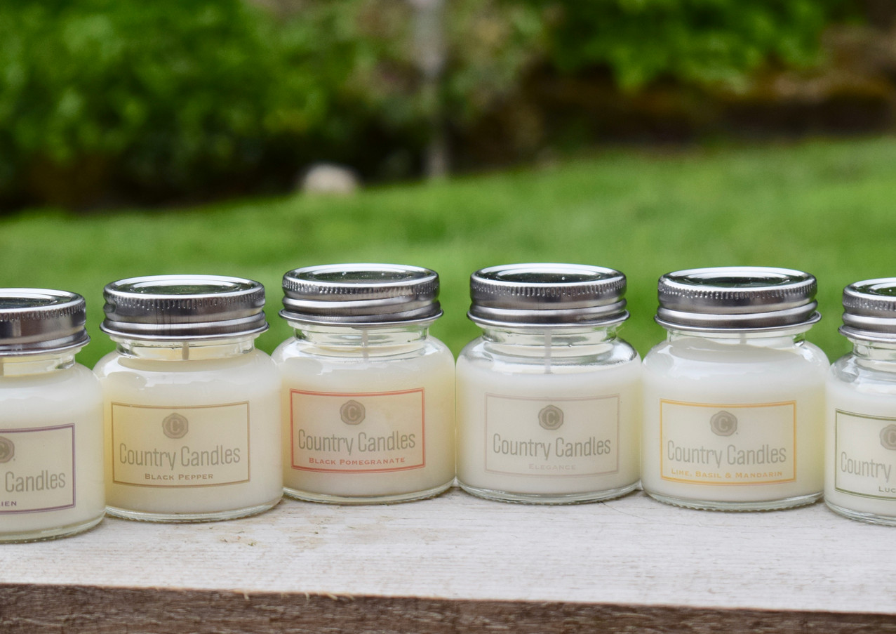 Small Vogue Candles