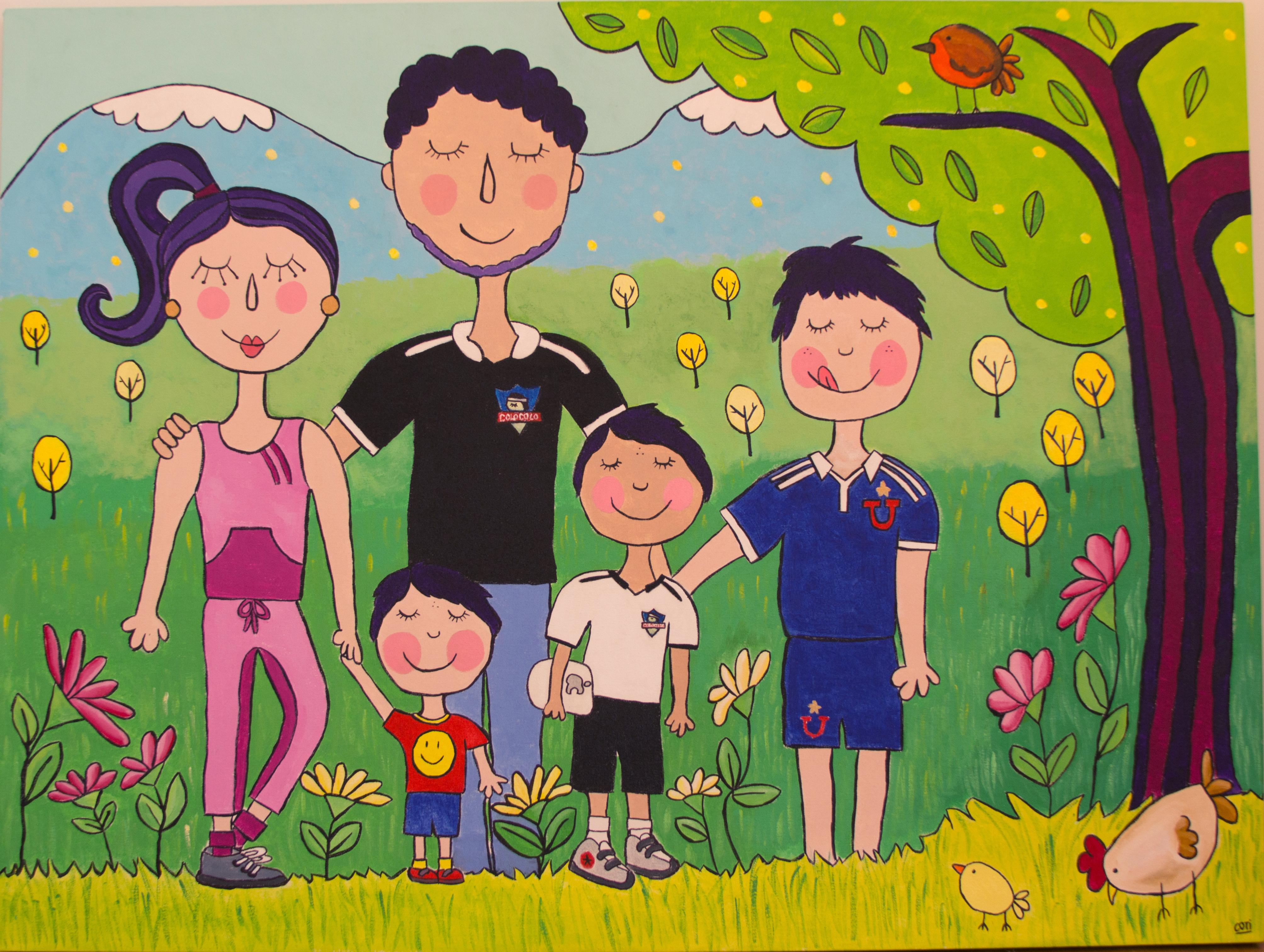 Familia Alvarez Charnay
