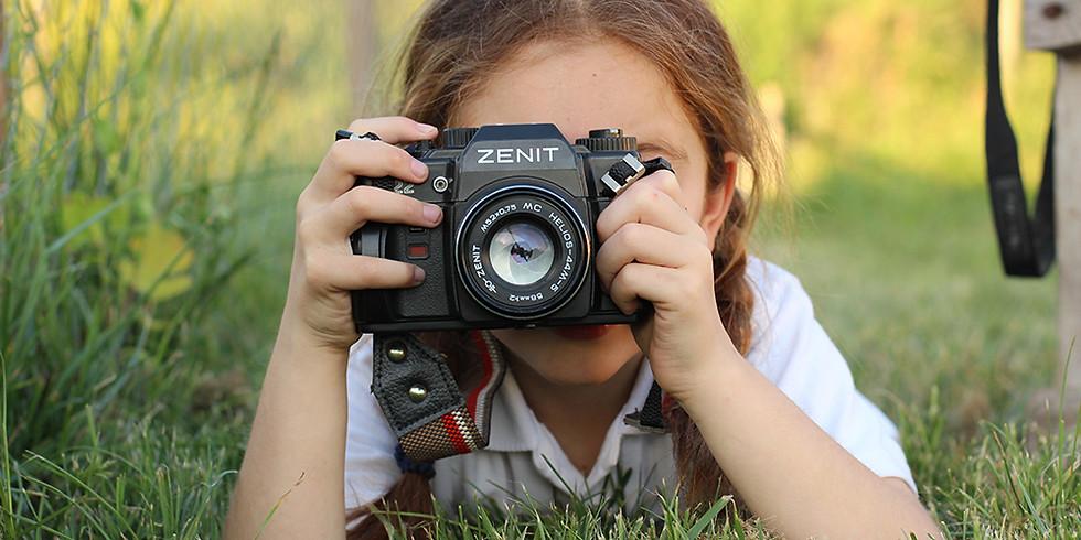 Clase de Fotografía