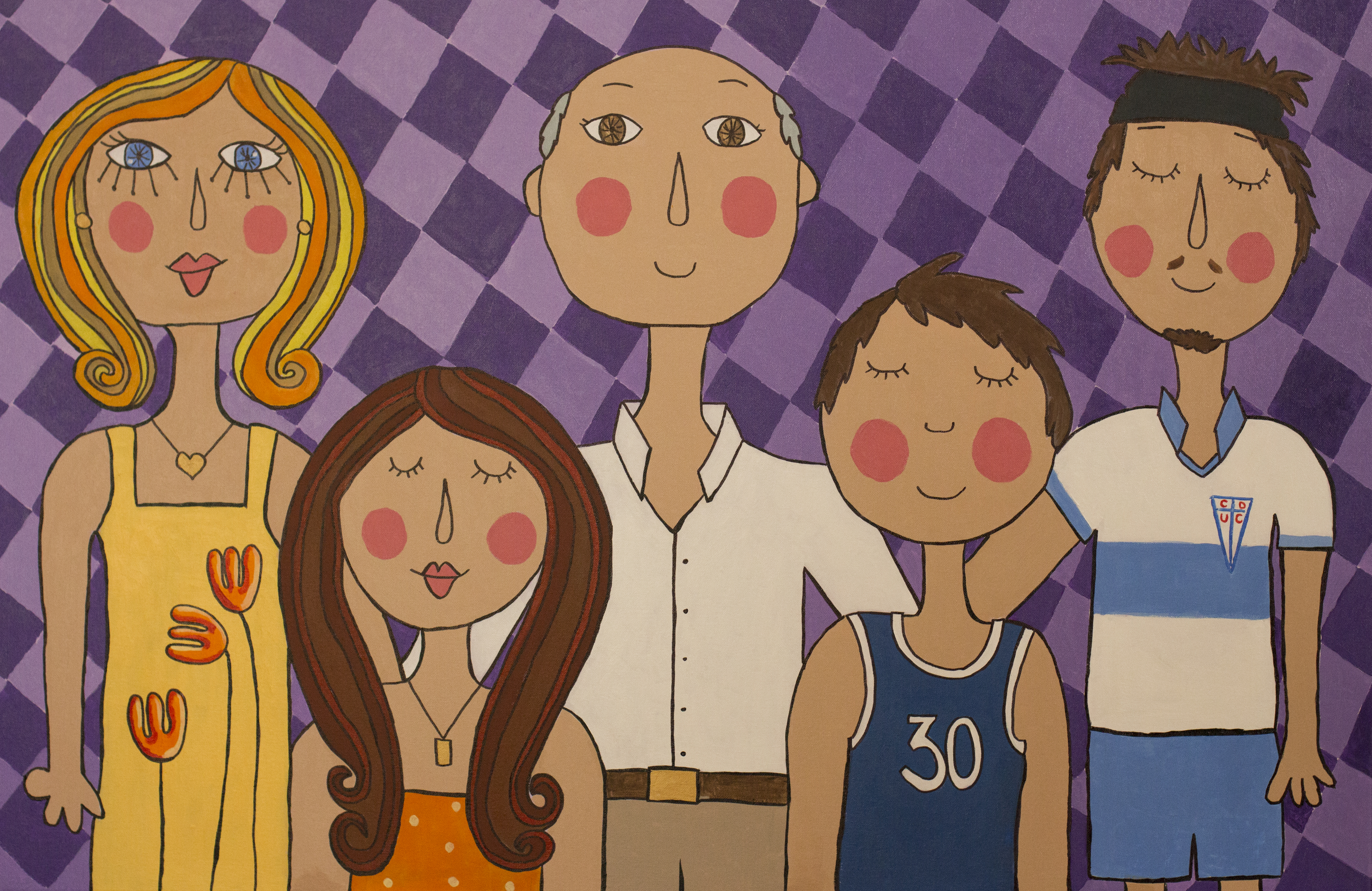Familia Garrido Guzman