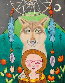 Amparo espíritu de Lobo