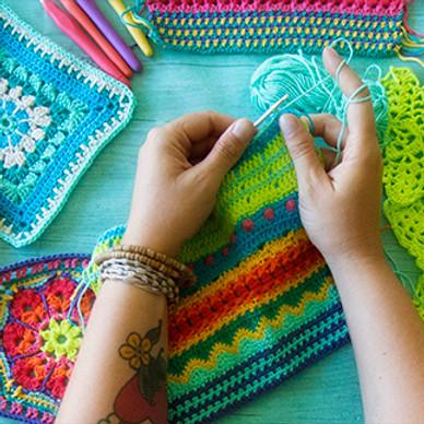 Crochet para zurdos