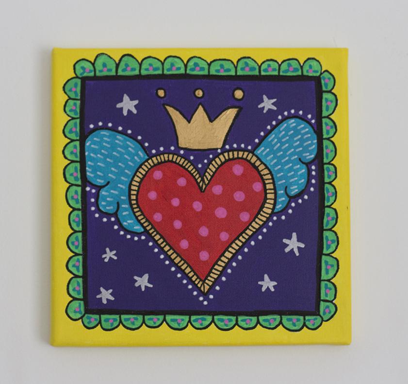 corazón alado 2