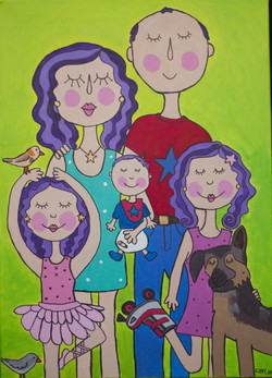 Familia Legrand