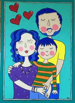 Familia Barrientos Villarroel