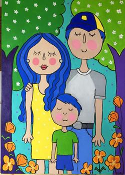 Familia Salinas Valladares