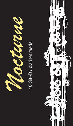 Reeds for clarinet NOCTURNE (10pcs.)