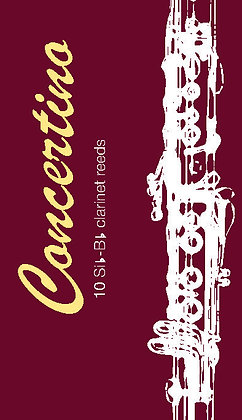 Reeds for clarinet CONCERTINO (10pcs.)