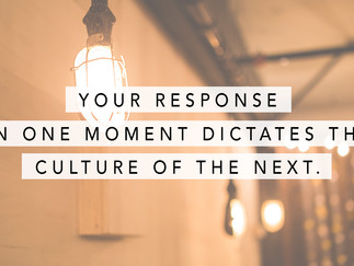 Your Response Matters