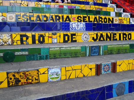 Erschossen in den Favelas in Brasilien - Noch mal davon gekommen.