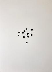 Adesivos sobre papel canson 42x60cm 2017