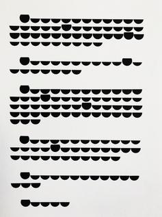 Adesivos sobre papel 28.5x21cm 2018