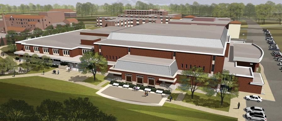 Reilly Center Masterplan
