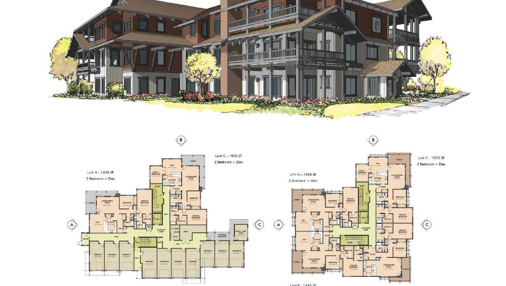 Spring Lake Village, Independant Living Apartments