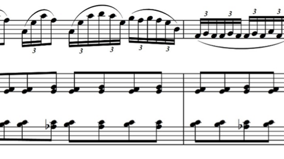Spirit Suite: For violin, piano, and narrator in Five movements