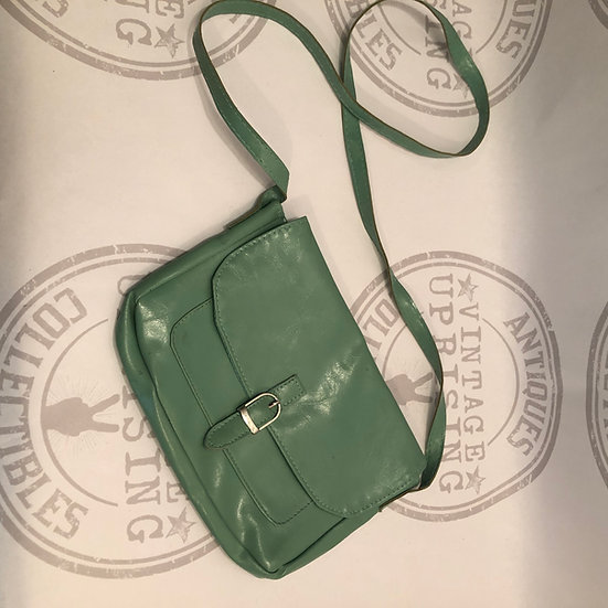 Vintage Mint Green Small Purse