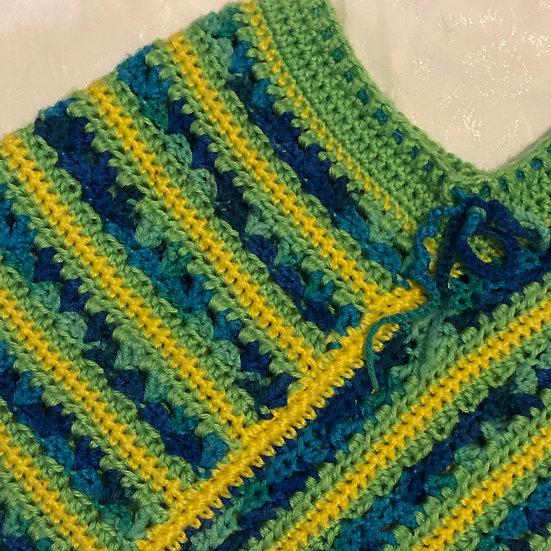 Crochet Childs Poncho