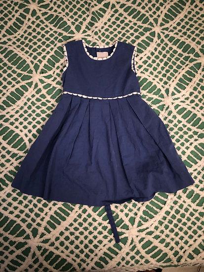 Blue 12 mon Dress