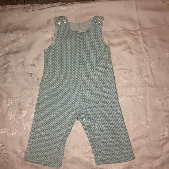 Blue Pants Onesie
