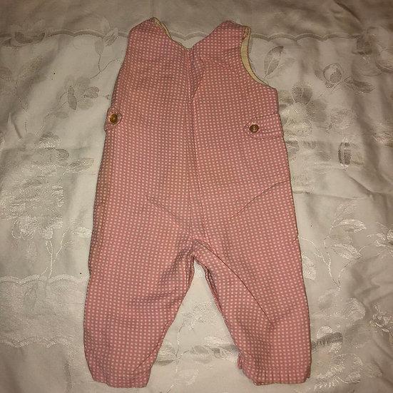 Pink Pants Onesie