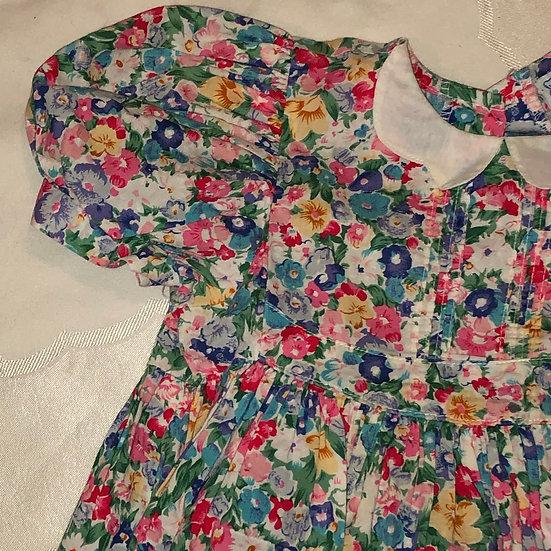 floral dress 3T