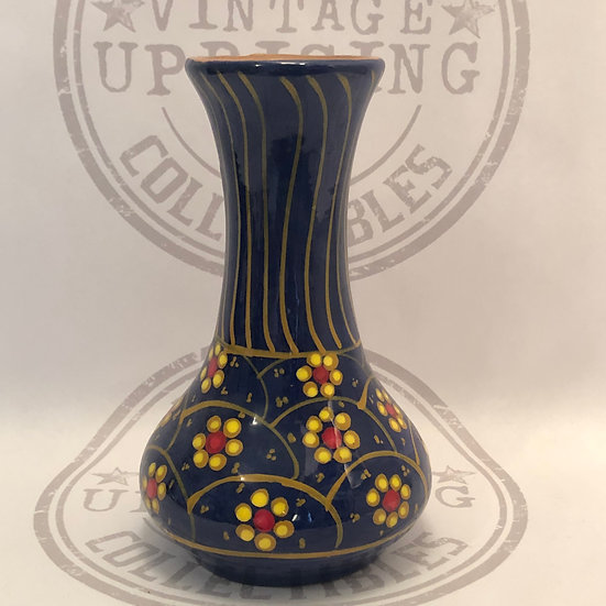 Whimsical Vase, Flower Vase, Clay Vase