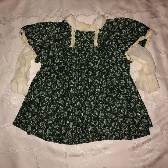 Green Winnie the Pooh Brand Dress - Sears