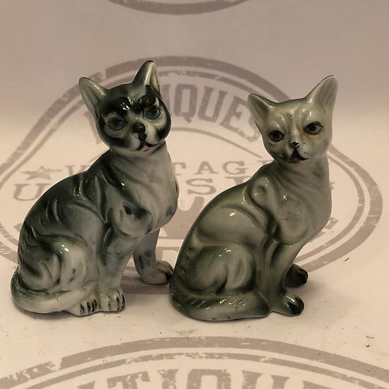 Kitty Cat Figurines