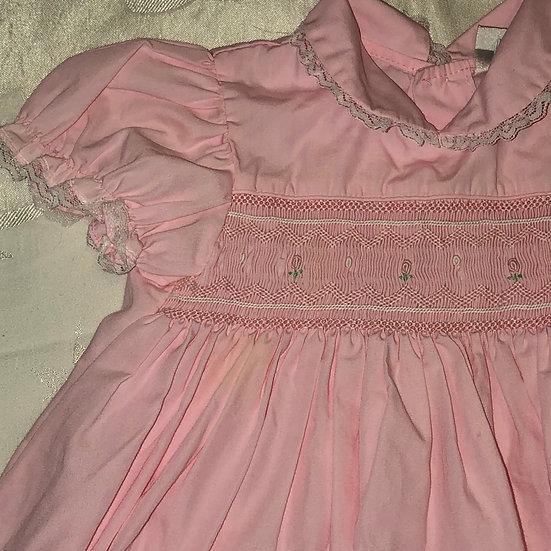 Pink dress  18mon