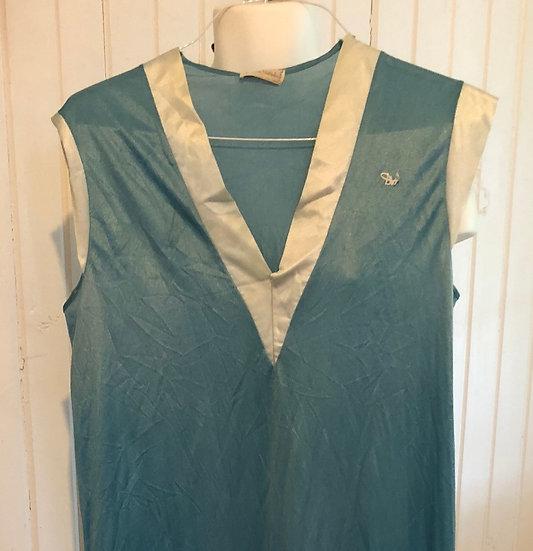 Vintage blue sz Med